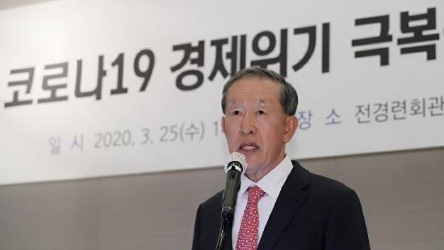 후계자 전경련 장 … 5 년 연속 역대 최장수 허창수 사장?