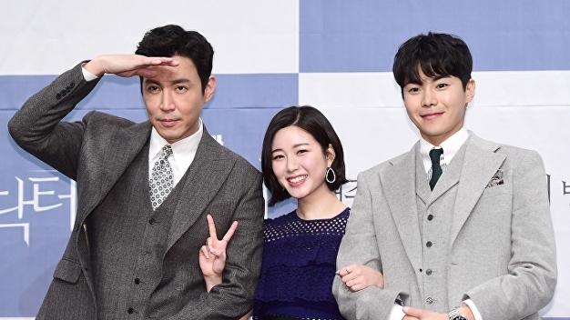 포토'닥터 프리즈너' 최원영-이다인-박은석, '문제적 재벌 삼남매'